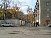 Novosibirsk, st Koltsov, house 35. Apartment house