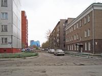 Новосибирск, улица Кольцова, дом 128. многоквартирный дом