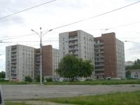 Новосибирск, улица Писарева, дом 36. общежитие СГГА, №36