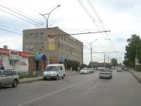 Новосибирск, улица Писарева, дом 121. офисное здание