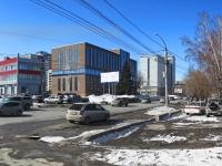 Новосибирск, улица Писарева, дом 32. офисное здание
