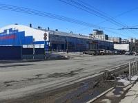 """Новосибирск, улица Писарева, дом 42. спортивный клуб """"Soccer Arena"""""""