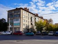 Новосибирск, улица Писарева, дом 4. многоквартирный дом