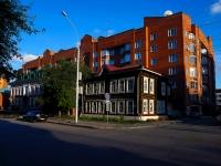 Новосибирск, улица Сибревкома, дом 6. многоквартирный дом