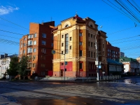 улица Сибревкома. неиспользуемое здание