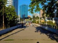 Новосибирск, улица Сибревкома. мост