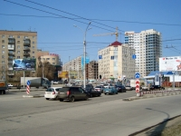 Новосибирск, улица Красина, дом 54. офисное здание