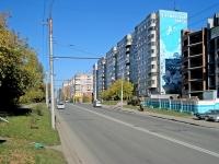 Новосибирск, улица Красина, дом 58. многоквартирный дом