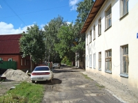 Novosibirsk, st Krestyanskaya, house 3А. Apartment house