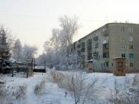Новосибирск, улица Куприна, дом 10. многоквартирный дом
