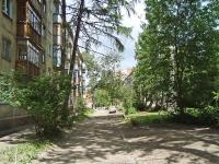 Novosibirsk, st Kuprin, house 12. Apartment house