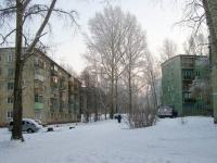 Novosibirsk, st Kuprin, house 14. Apartment house