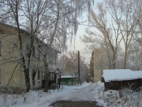 Novosibirsk, st Kuprin, house 38. Apartment house