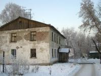 Novosibirsk, st Kuprin, house 40. Apartment house