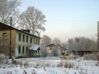 Novosibirsk, st Kuprin, house 48. Apartment house