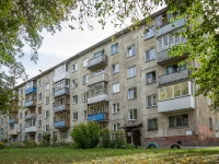 Novosibirsk, st Kuprin, house 6. Apartment house