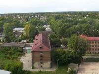Новосибирск, улица Красногорская, дом 54. интернат Сибирский Кадетский Корпус