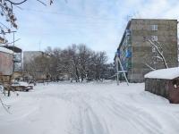 Новосибирск, улица Кубовая, дом 102. многоквартирный дом