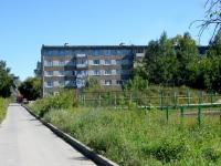 Новосибирск, улица Кубовая, дом 105. многоквартирный дом