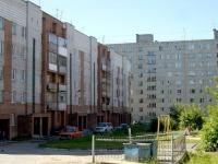 Новосибирск, улица Кубовая, дом 107/2. многоквартирный дом