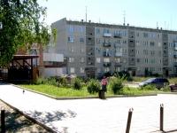 Новосибирск, улица Кубовая, дом 107. многоквартирный дом