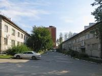 Новосибирск, улица Кубовая, дом 91/2. многоквартирный дом