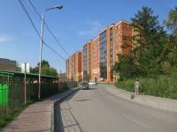 Новосибирск, улица Кубовая, дом 96. многоквартирный дом