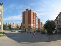 Новосибирск, улица Кубовая, дом 96/1. многоквартирный дом