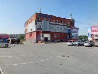 "Novosibirsk, shopping center ""Красные зори"", Krasnykh Zor' st, house 1/2"