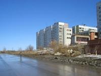 Новосибирск, улица Красных Зорь, дом 3. многоквартирный дом