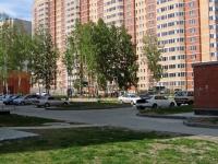 Новосибирск, улица Краузе, дом 17. многоквартирный дом
