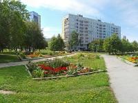 Новосибирск, улица Курчатова, дом 3/3. многоквартирный дом