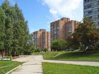 Новосибирск, улица Курчатова, дом 7/6. многоквартирный дом