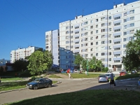 Novosibirsk, st Kurchatov, house 11/2. Apartment house
