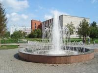 Новосибирск, фонтан
