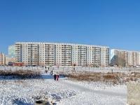 Novosibirsk, st Svechnikov, house 4. Apartment house