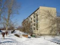 Новосибирск, улица Курганская, дом 22. многоквартирный дом