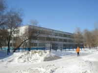 Новосибирск, улица Курганская, дом 36А. школа №188