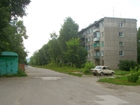 Novosibirsk, st Krasny Fakel, house 10. Apartment house