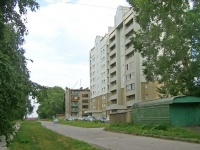 Novosibirsk, st Krasny Fakel, house 15. Apartment house