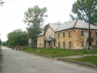 Novosibirsk, st Krasny Fakel, house 24. Apartment house