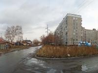 Новосибирск, улица Красный Факел, дом 43. многоквартирный дом
