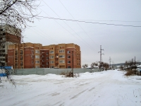 Novosibirsk, st Krasny Fakel, house 45. Apartment house