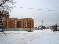 Новосибирск, улица Красный Факел, дом 45. многоквартирный дом