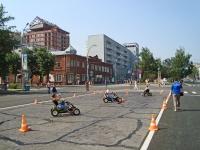 Novosibirsk, st Sverdlov, house 15. trade school
