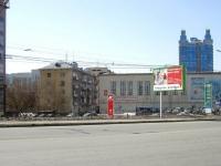 Новосибирск, улица Свердлова, дом 27. многоквартирный дом