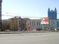 Novosibirsk, Sverdlov st, house 27. Apartment house