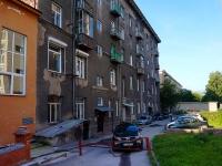 新西伯利亚市, Sverdlov st, 房屋 13. 公寓楼