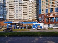 Novosibirsk, st Sverdlov, house 18. fuel filling station