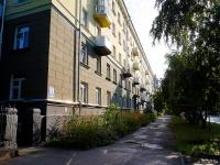 新西伯利亚市, Sverdlov st, 房屋 21. 公寓楼